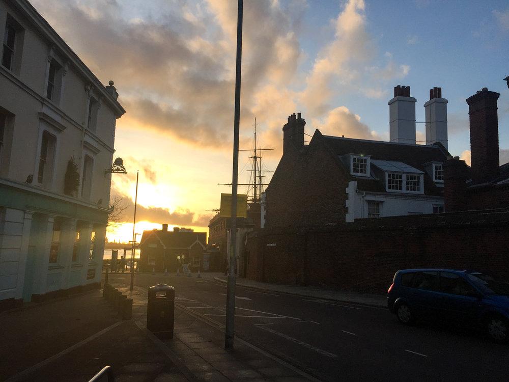 Portsmouth-Sunrise