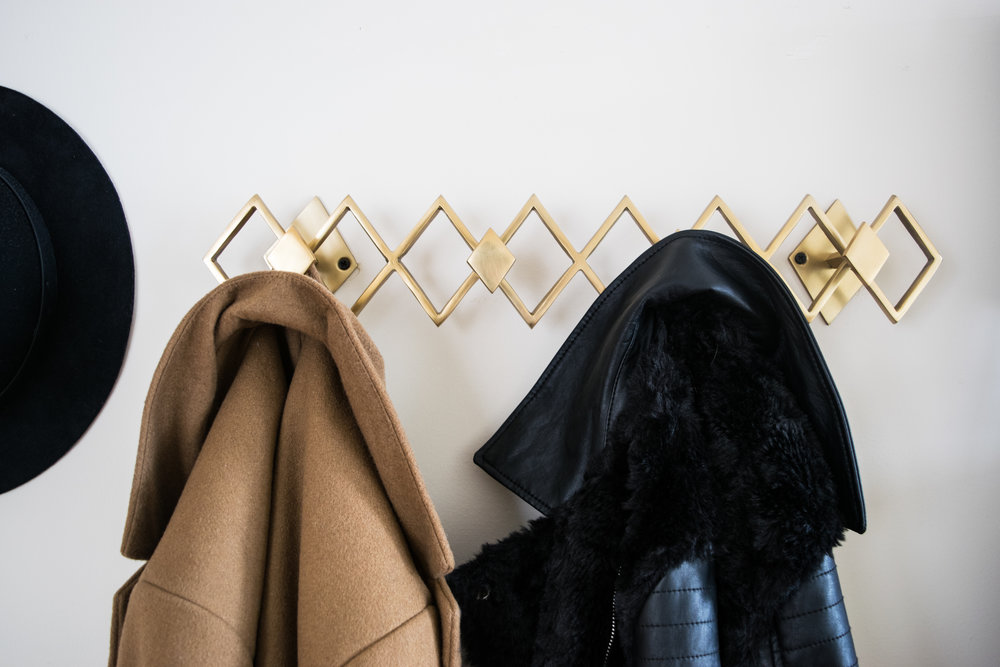 WestElm-Gold-Hexagon-Coat-Rack
