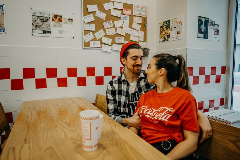 fast-food-valentines-date