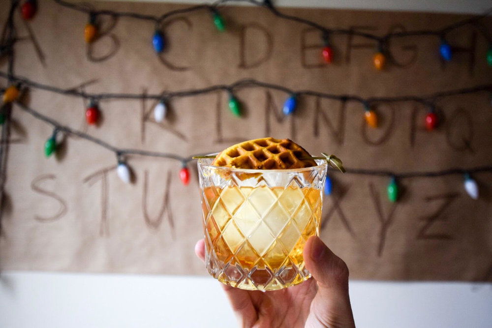 Stranger Things Party Waffle Cocktail.jpg