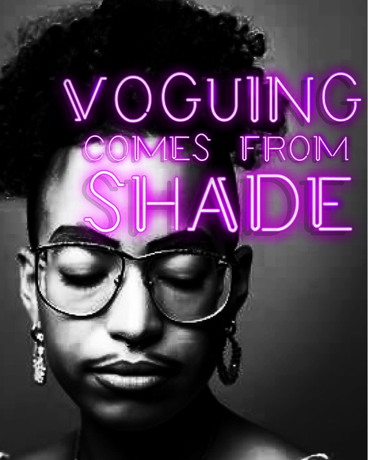 Voguing Comes From Shade with DJ Cqqchifruit