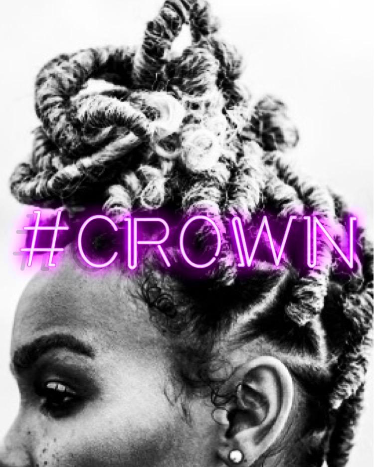 #Crown with Shani Crowe