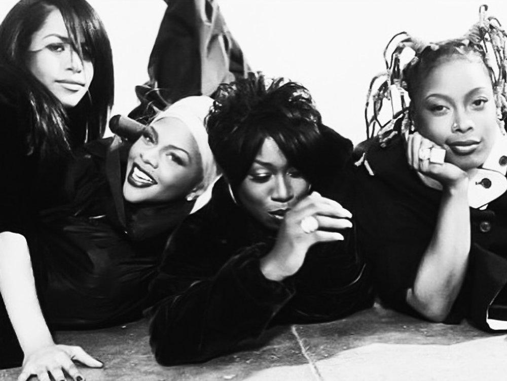 Aaliyah, Lil Kim, Missy Eliot, Da Brat