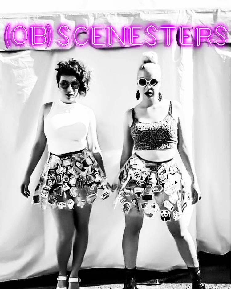 #17 [ob]Scenesters w/ Celine Neon