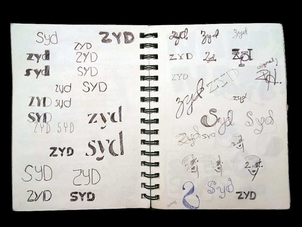 Syd Logo Process