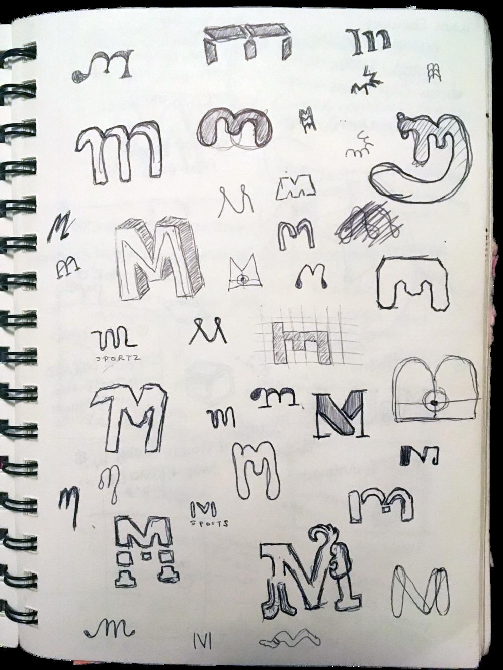 Sketching M's