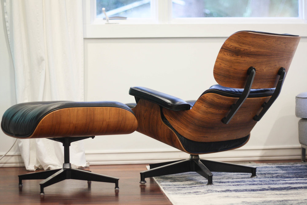 We Probably Donu0027t Need To Say Much As The Eames 670 Chair And 671 Ottoman  Are Among The Most Iconic Furniture Designs In History.