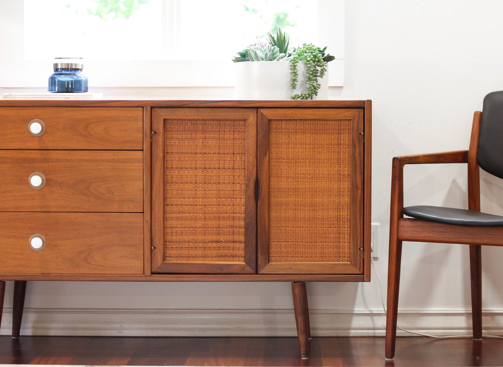Check Out This Gorgeous Walnut Sideboard Designed By Jack Cartwright For  Founders Furniture Circa 1960.