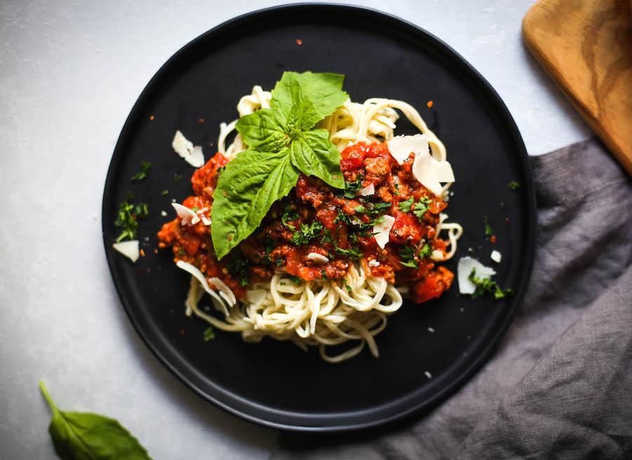 Spaghetti Sauce Recipe