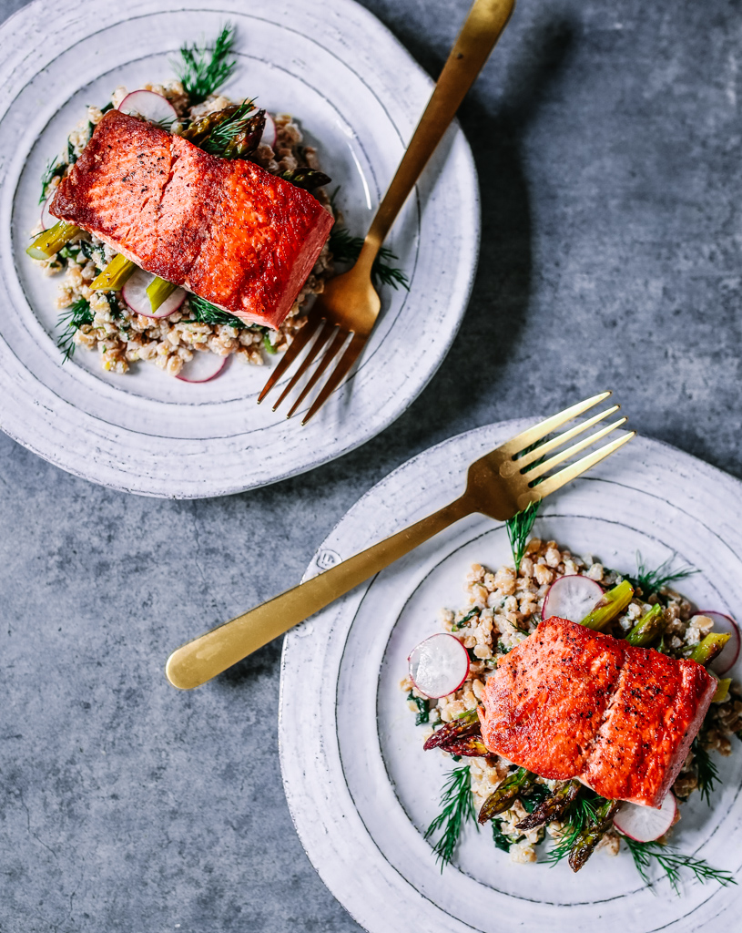 spring_farro_salad_with_roasted_salmon