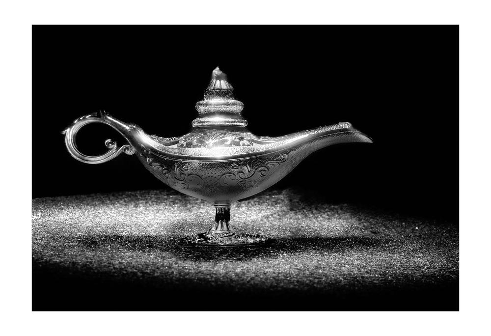 Myth (Genie's Lamp)