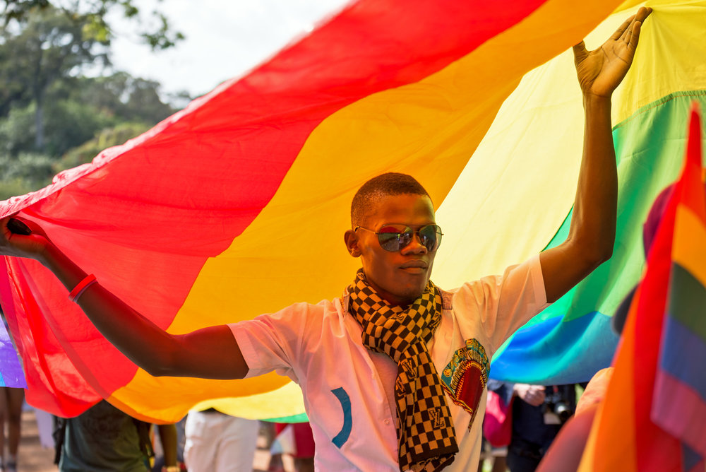 Love Is:A Message from Uganda's Gay & Transgender Community - National Geographic