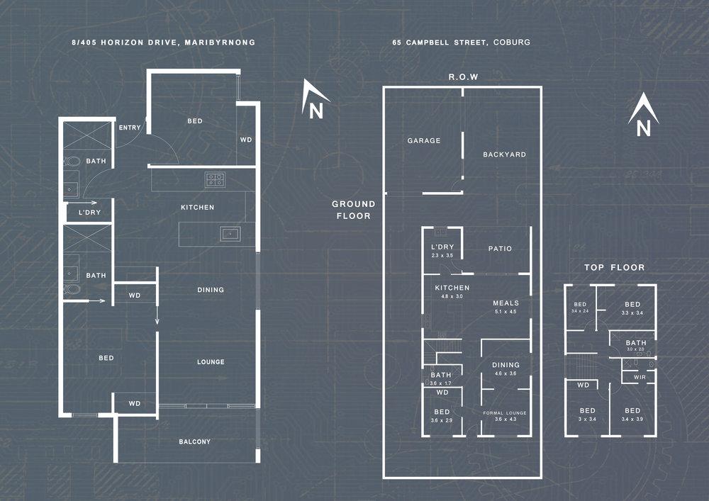 Floor & Site Plans -