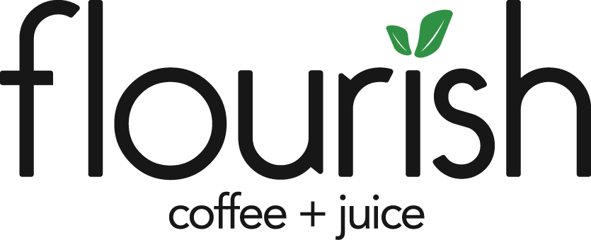 flourish coffee + juice