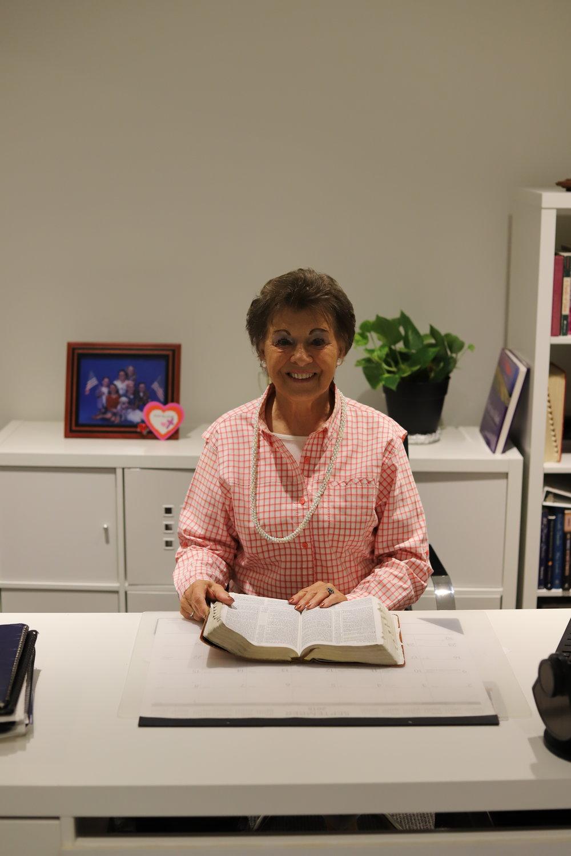 Pastor Millie Britt