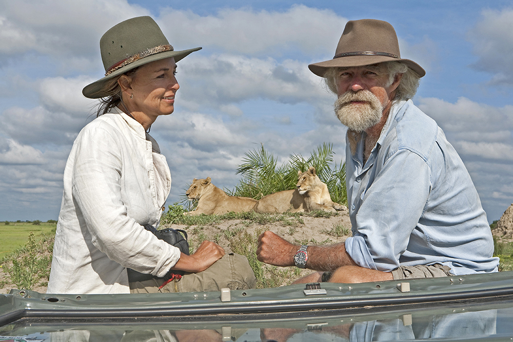 D and B Joubert in the field_Botswana_Mike Meyers Photographer3082.jpg