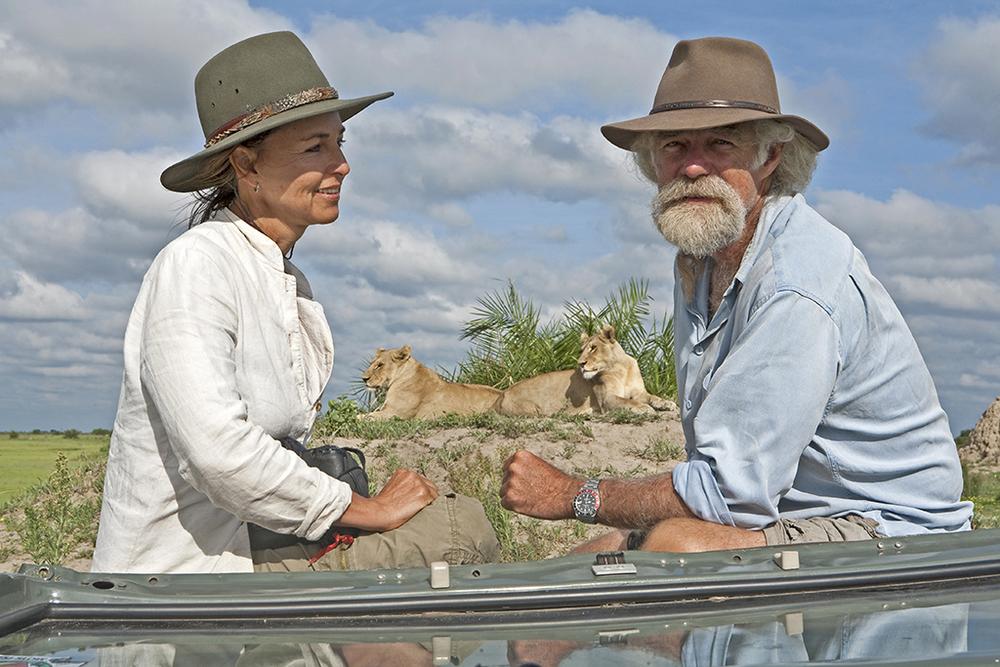 D and B Joubert in the field_Botswana_Mike Meyers Photographer3082.jpg