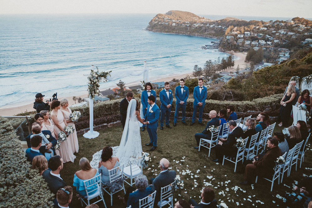 Jonah's Whale Beach Weddings