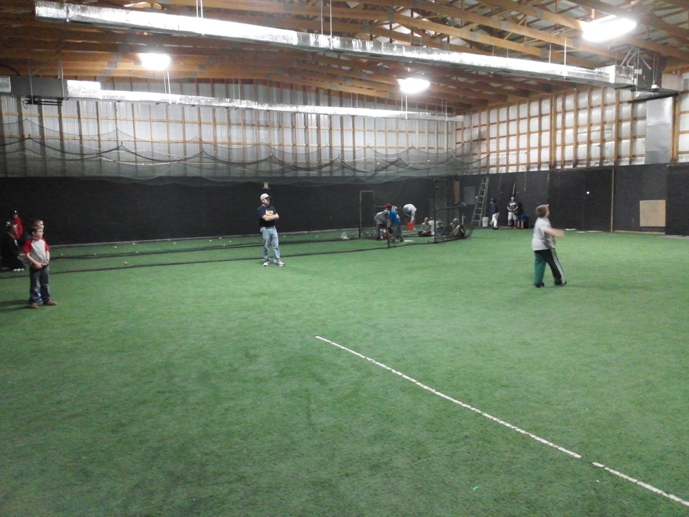 Upper Deck Indoor Sportsplex