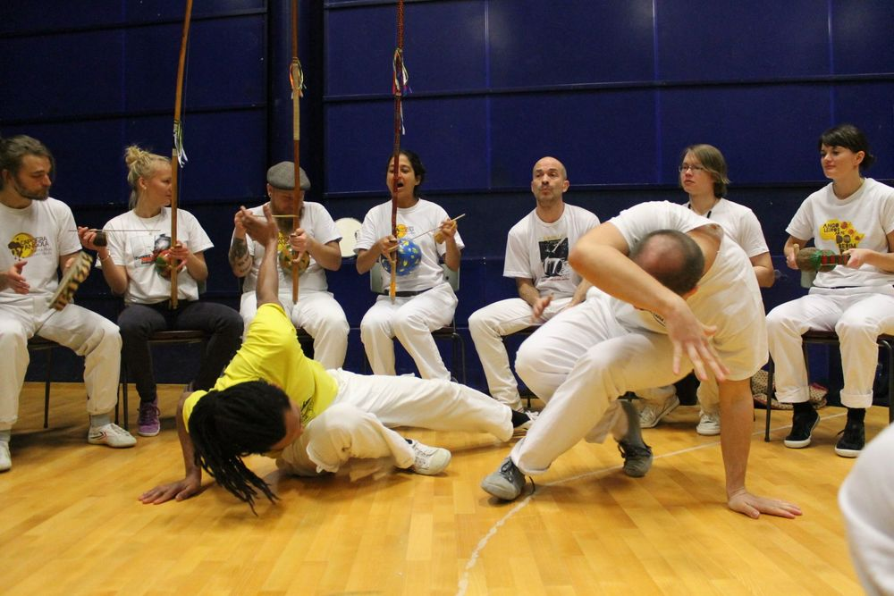 Capoeira Angola -