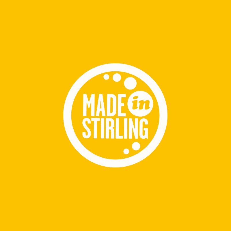 Made In Stirling Branding