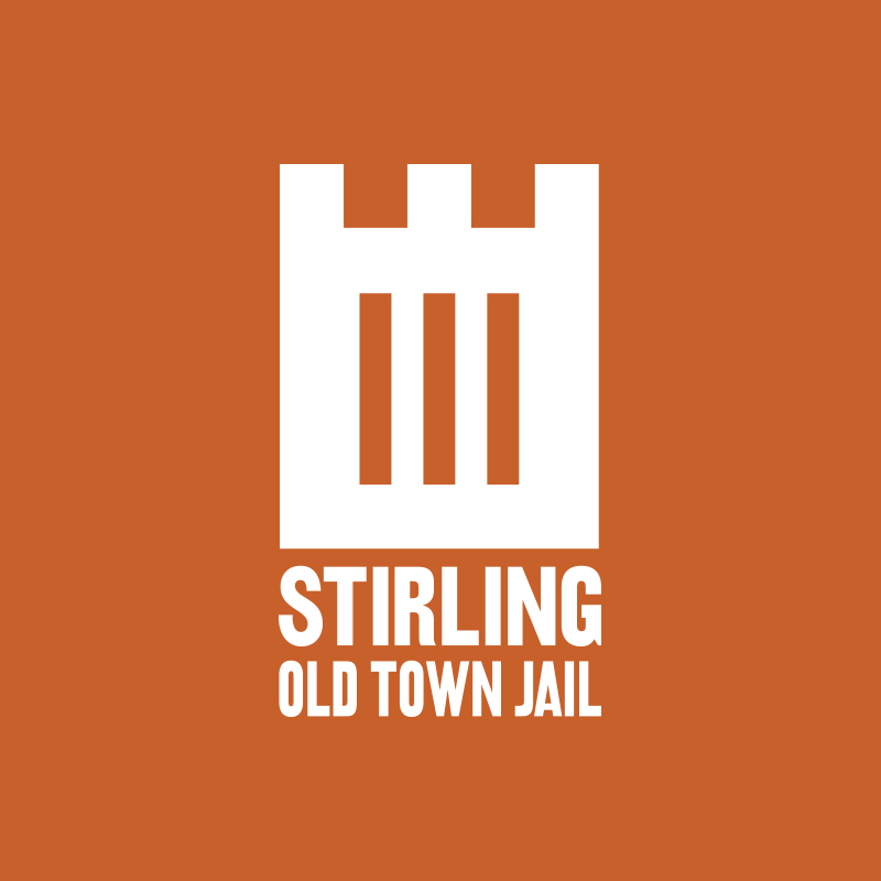 Stirling Old Town Jail Branding