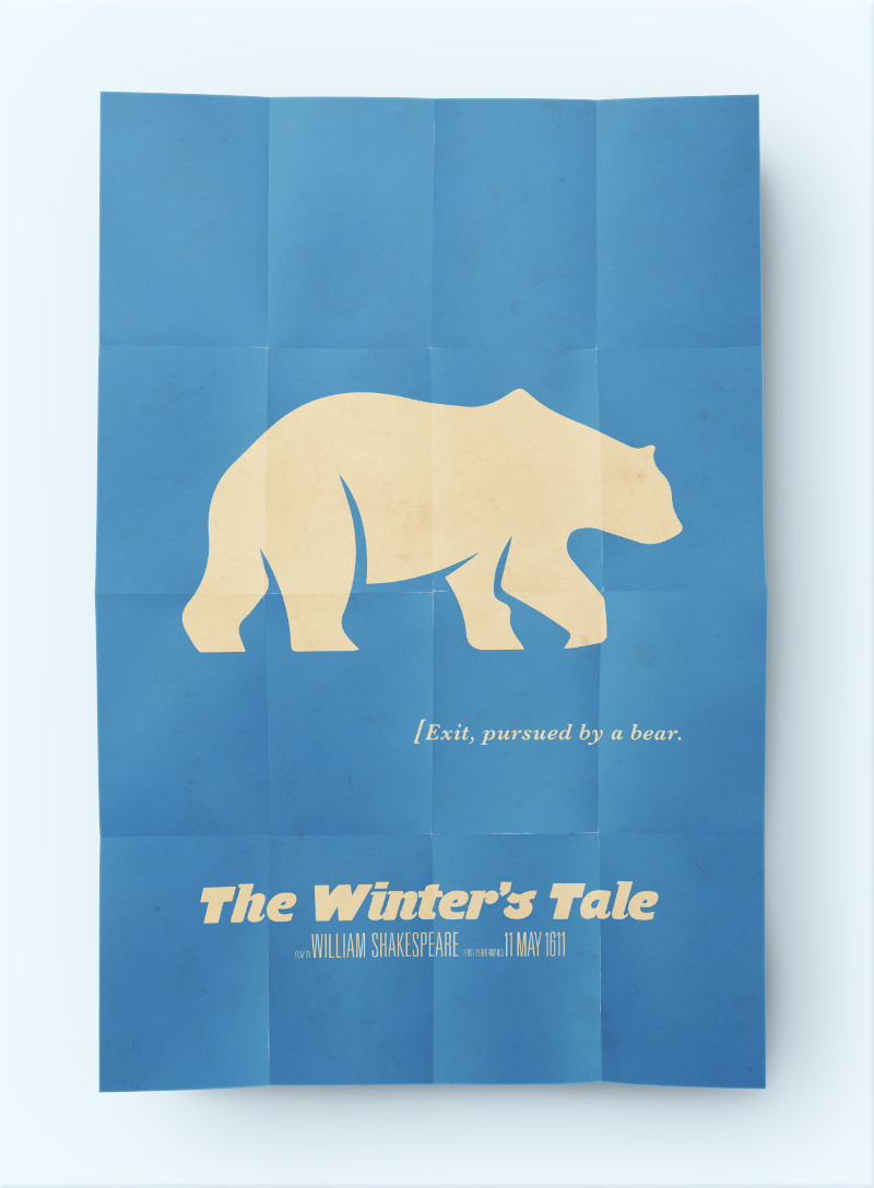 The Winter's Tale Theatre Poster