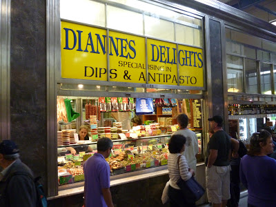 diannes delights queen victoria markets melbourne sir and m lady