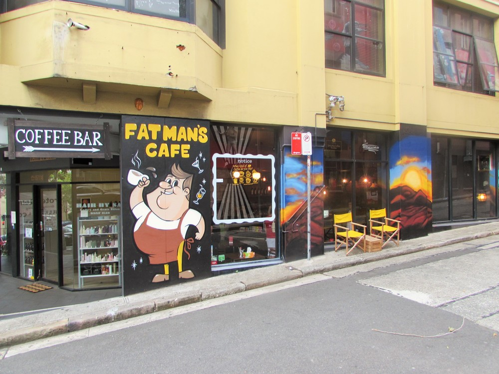 Fatman S Cafe Darlinghurst