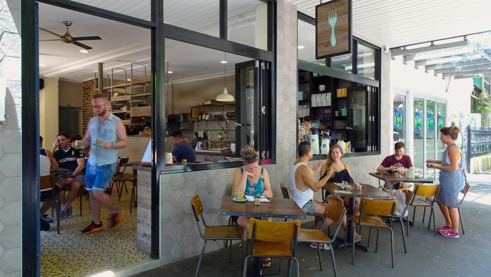 Cafe Kentaro Surry Hills Sydney