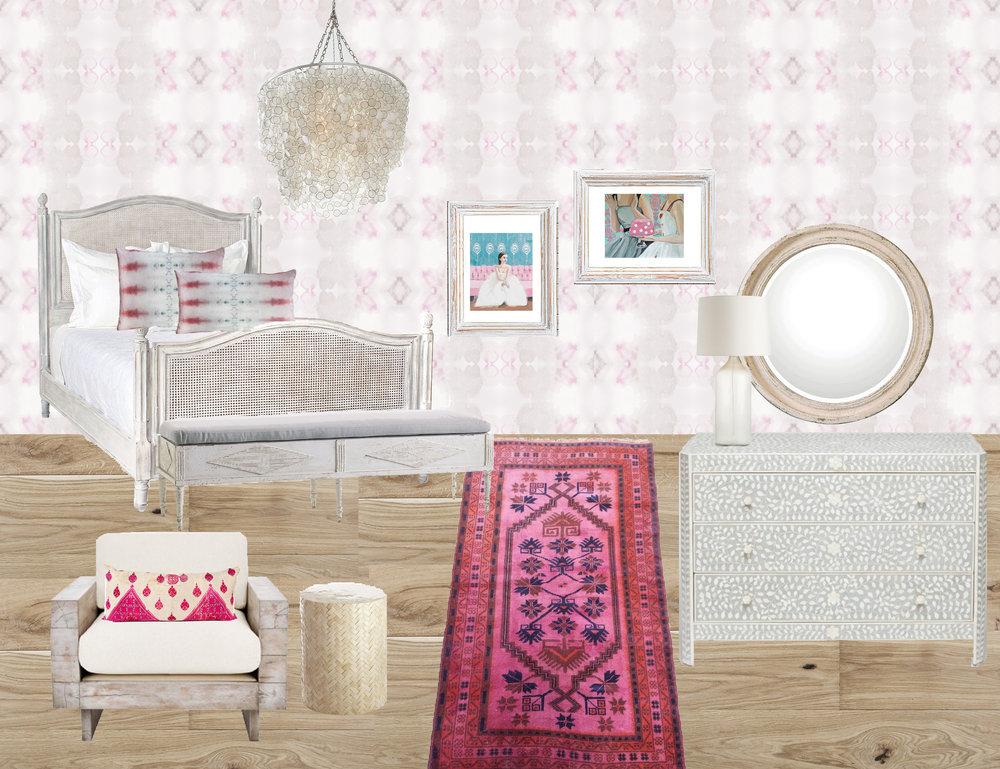 boho bedroom 1