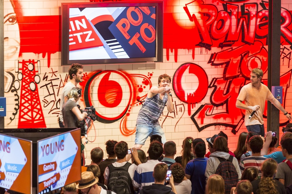vodafone ifa 2013
