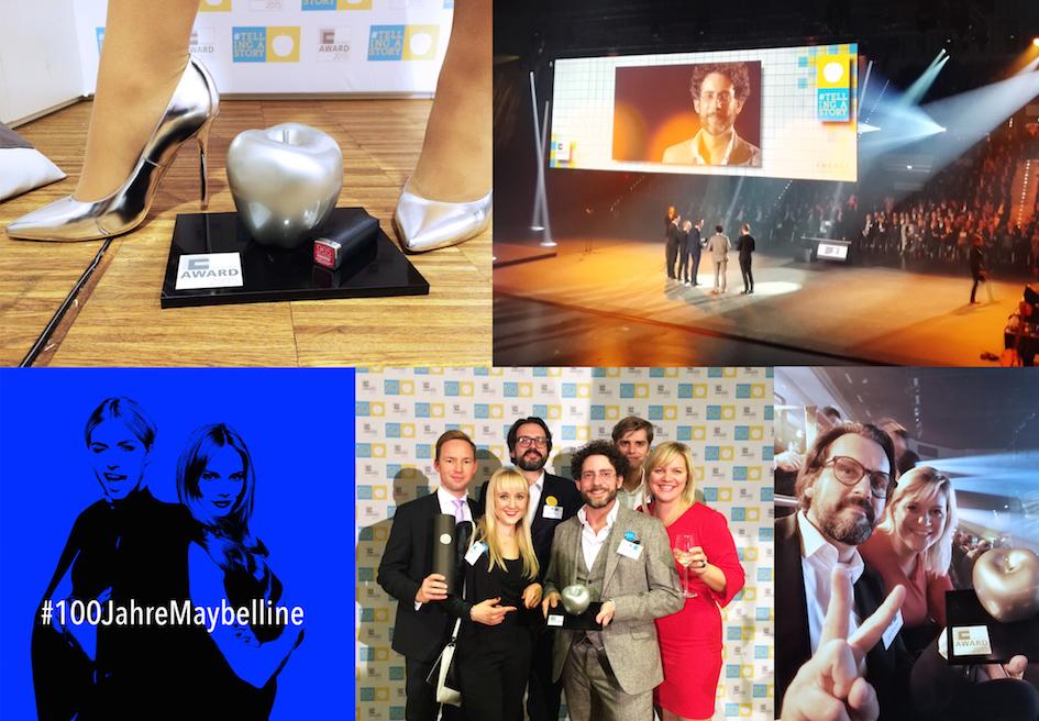 FAMAB 2015 Preisverleihung