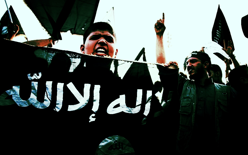 ISIS supporters in Libya (PA)