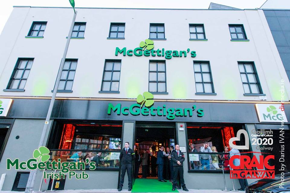 McGettigans 2