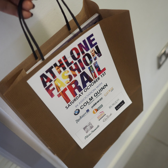 Athlone Fashion Trail #AthloneFashionTrail
