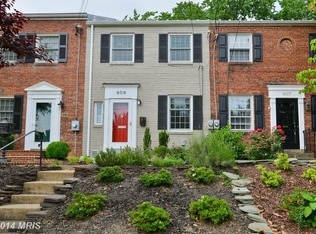 Old Town Alexandria - 3BR - $2900