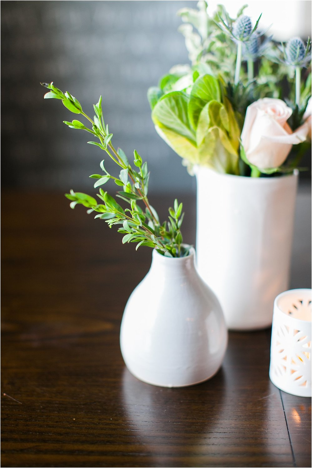 Simple Spring Decor | Feast & Dwell