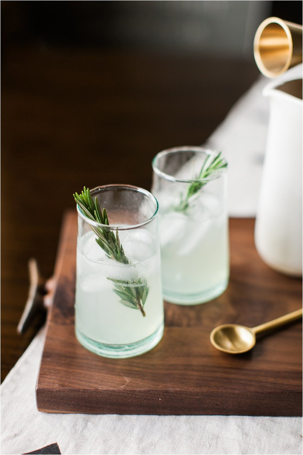 Rosemary Simple Syrup Recipe | Bar Essentials Every Cocktail Enthusiast Should Have | Feast & Dwell