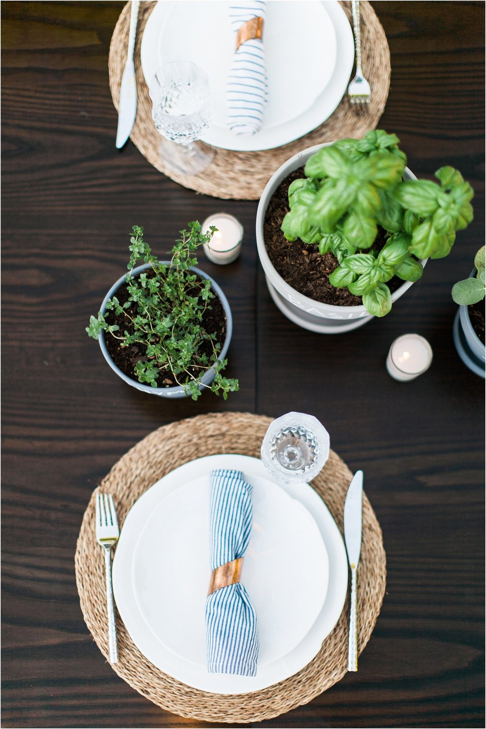 Tips For Creating a Simple Mother's Day Table | Feast & Dwell
