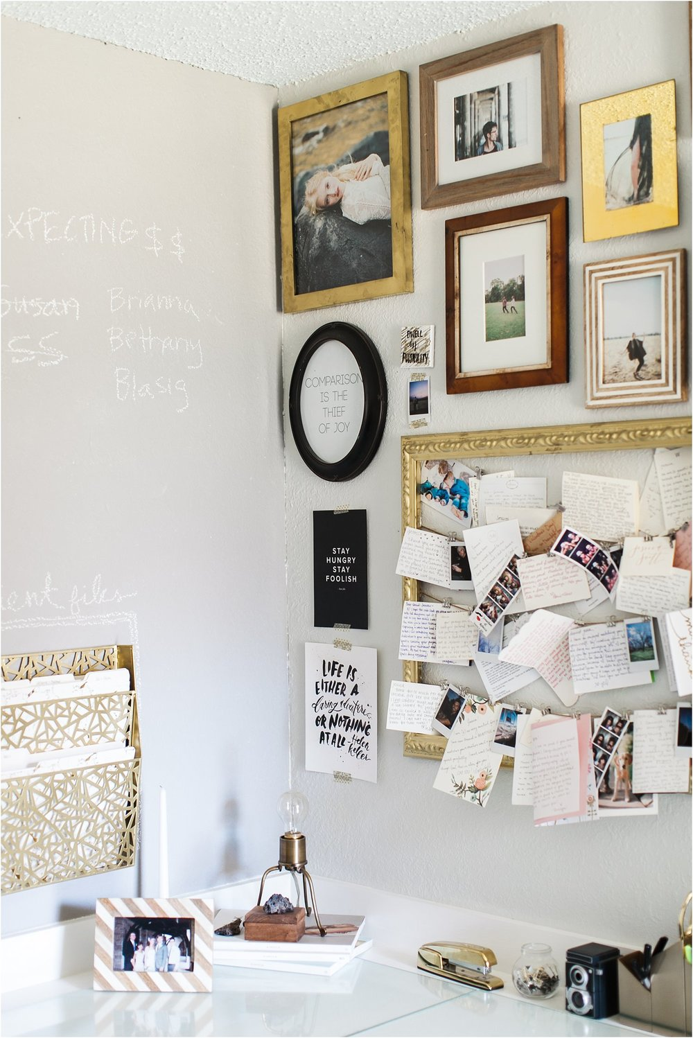 Room Tour | Home Office | Feast & Dwell
