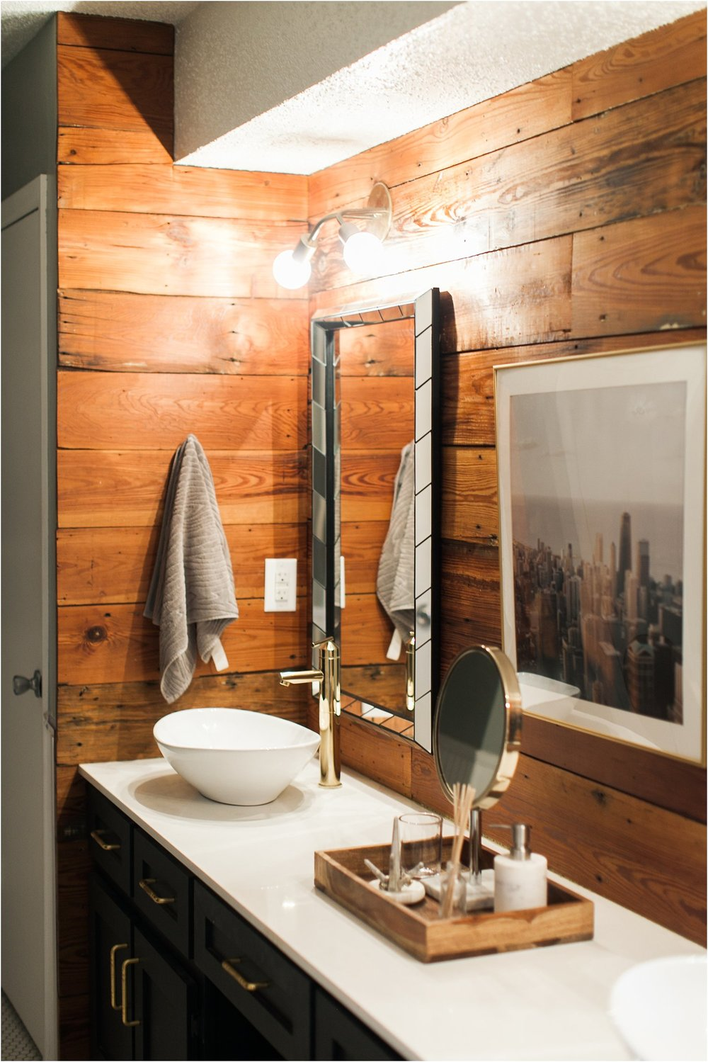 Room Tour | Master Bathroom | Feast & Dwell
