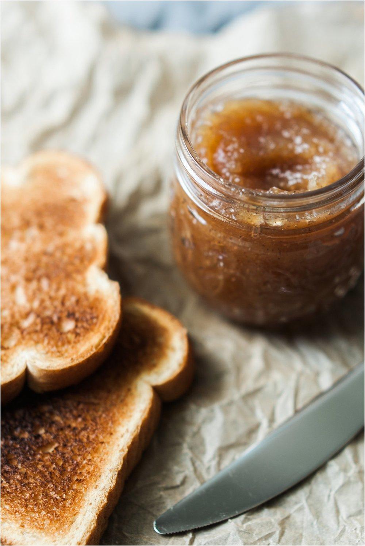 Fall-Spiced Pear Butter | Feast & Dwell