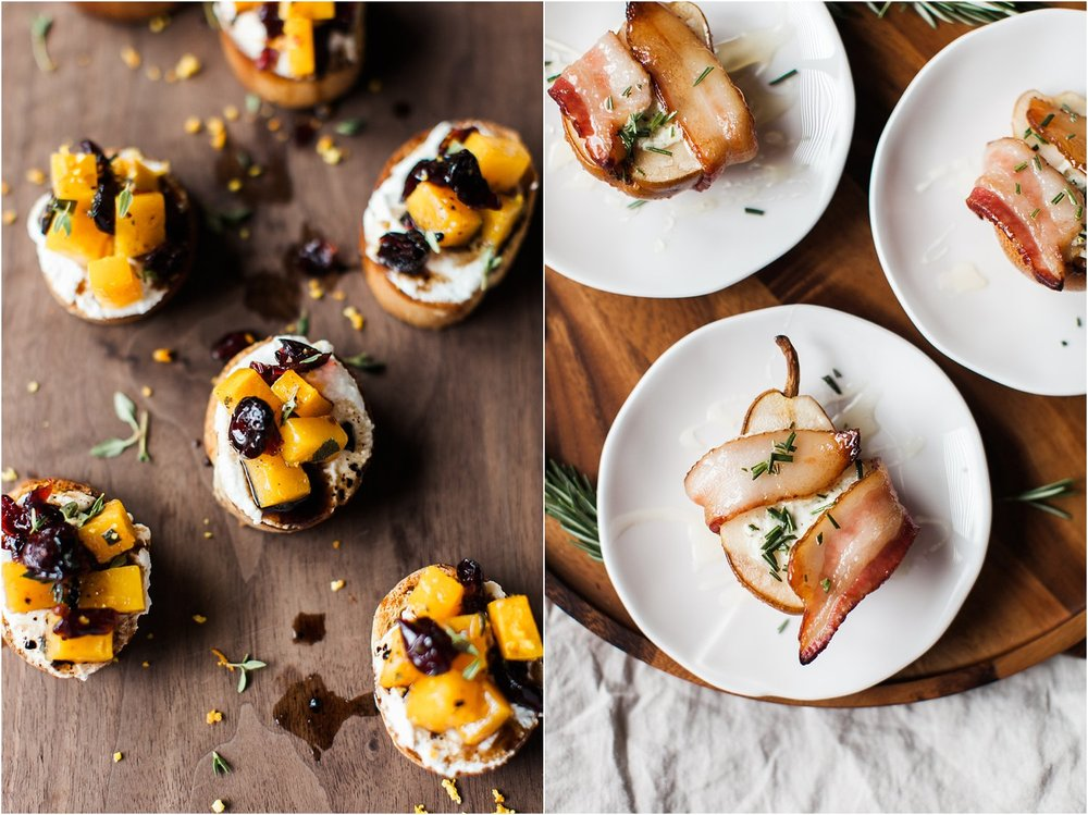 Two Easy Thanksgiving Appetizers | Feast & Dwell