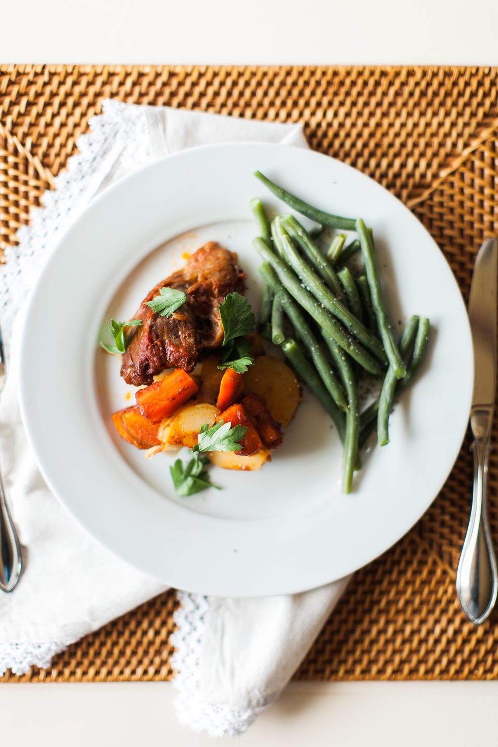 Making Family Dinners a Priority | Easy Pot Roast Dinner Recipe | Feast & Dwell