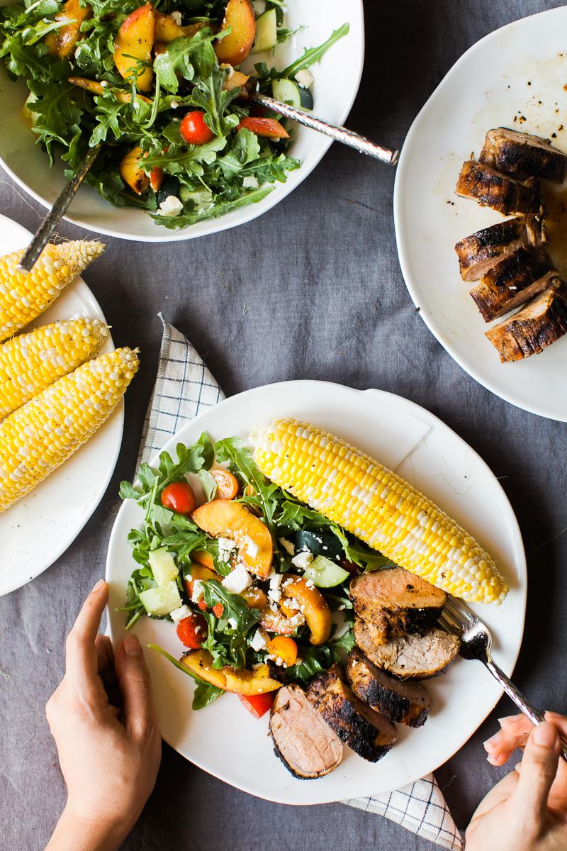 Step-by-Step Summer Party Dinner Menu - Dinner Menu - Summer Dinner - Dinner Recipe