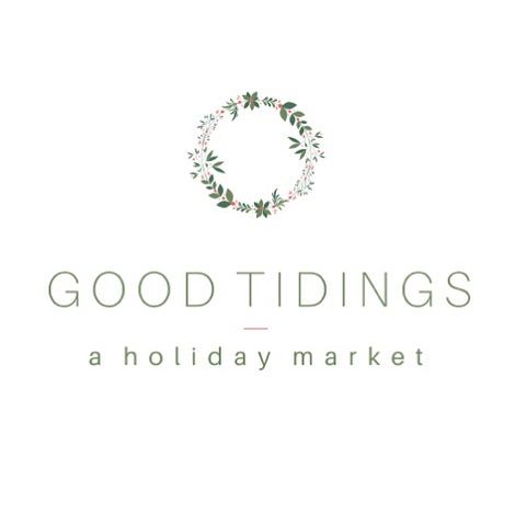 Y'all. I'm SO EXCITED about getting to be a part of Good Tidings on December 9th @providencehouseatx! There will be a curated group of local makers with the market starting at 3 and then live music at 7 - all tied together with holiday treats and drinks and all the festive things. Mark your calendars and swing by! Swipe for more deets!