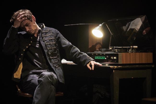 """HAMLET, à part)"""" de Loïc Corbery : le théâtre un peu, beaucoup"""