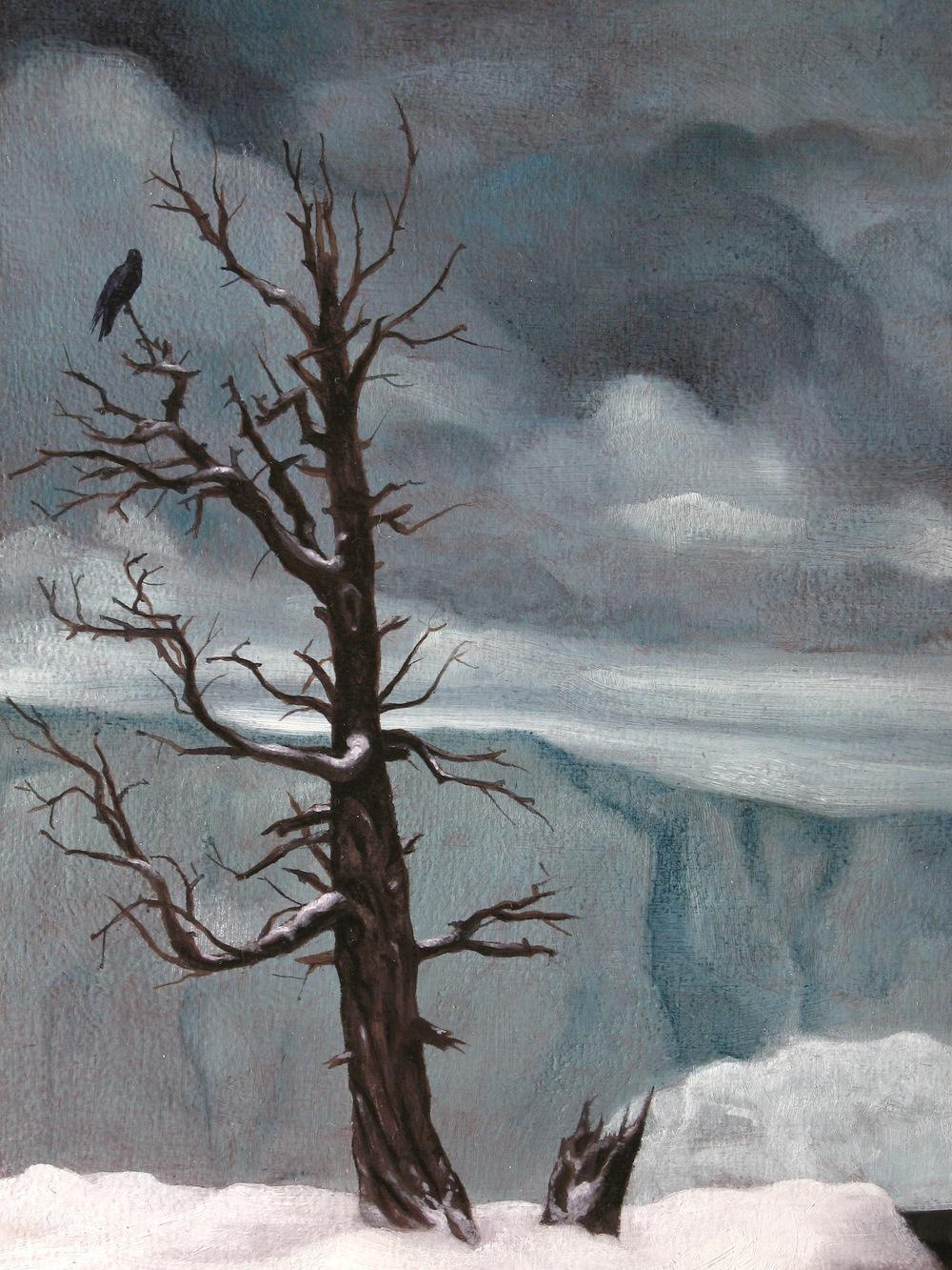 Snowfall (detail)