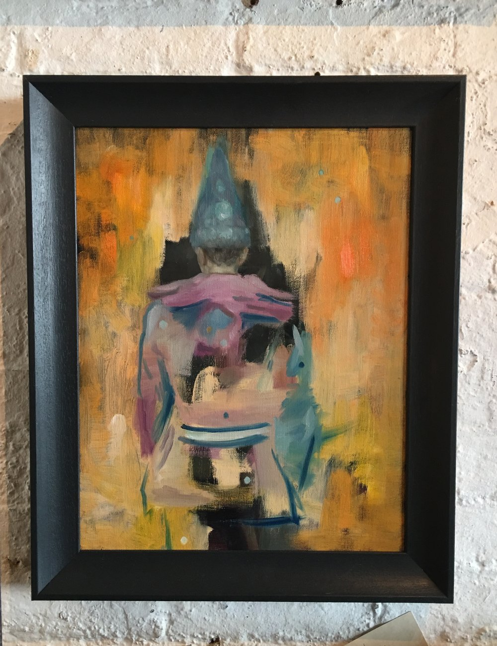 - SEPTEMBER 2016 - Ongoing displayA selection of my paintings are currently on show at Mccully & Crane Art, Rye, East Sussex.See www.mccullyandcrane.comfor more info.